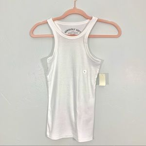American Eagle | NWT Seriously Soft White Tank Top